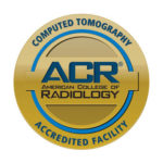 computed tomography accredited