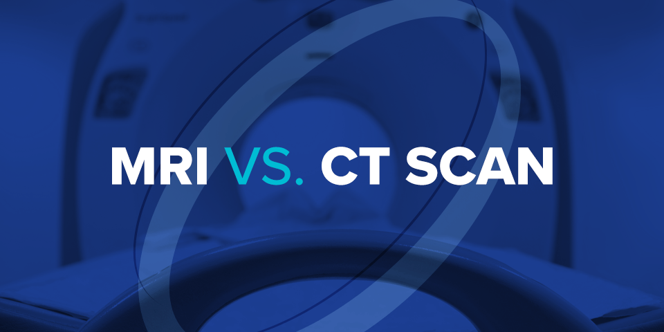 MRI vs CT Scan
