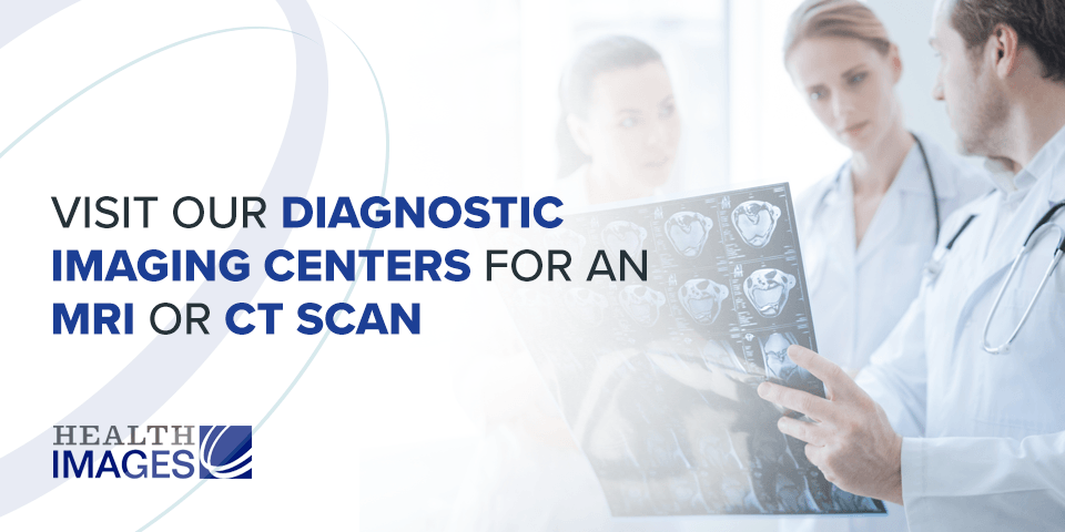 Visit our diagnostic imaging centers