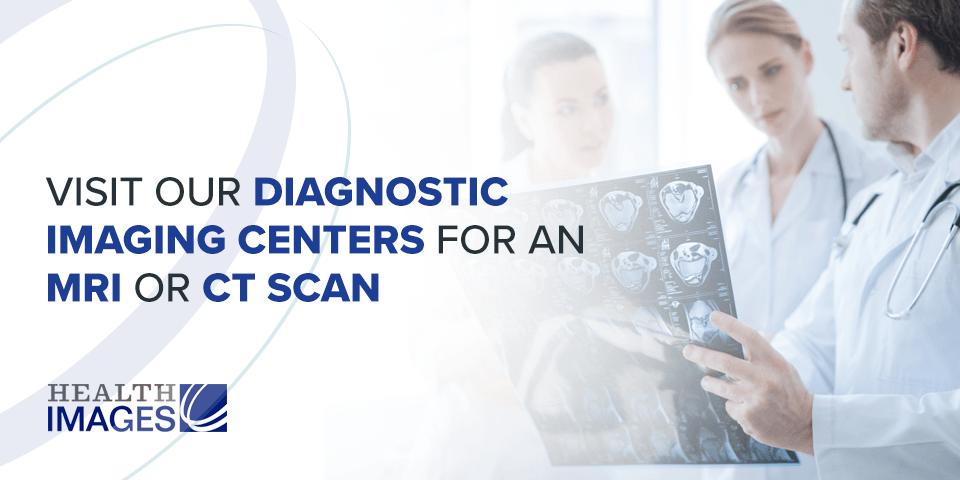 Visit our diagnostic imaging centers