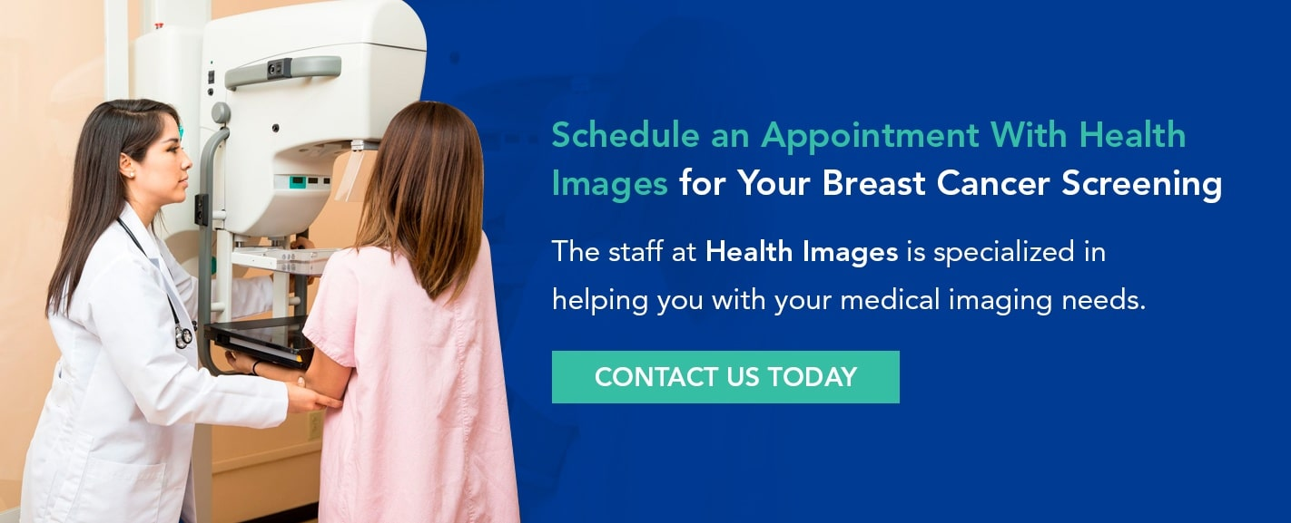 Schedule a 3D Mammogram Appointment
