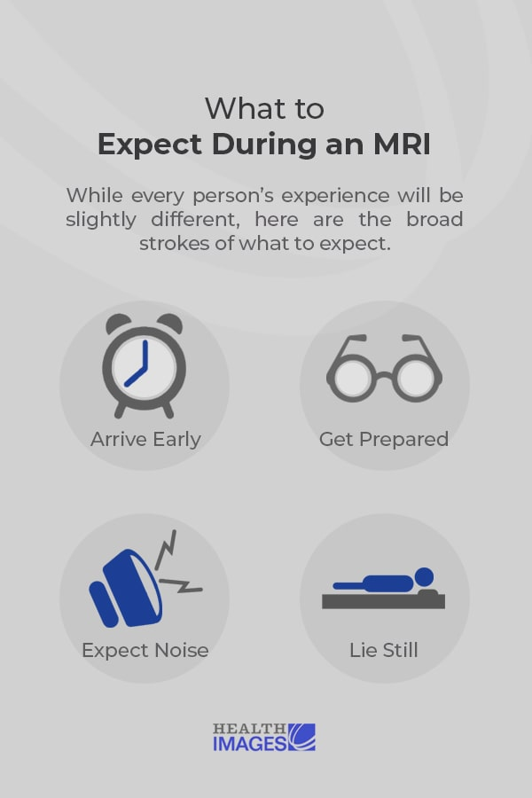 What to expect during an MRI