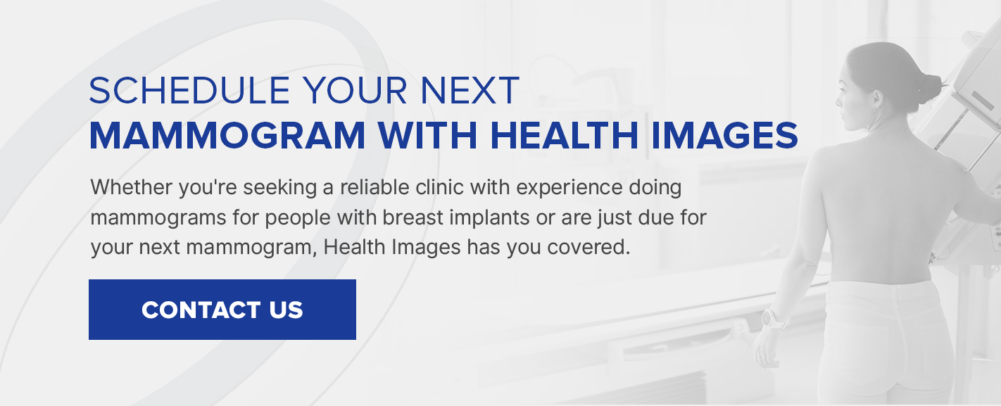Schedule Your Next Mammogram With Health Images