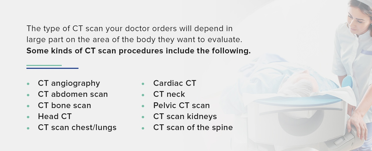 Types of CT Scans