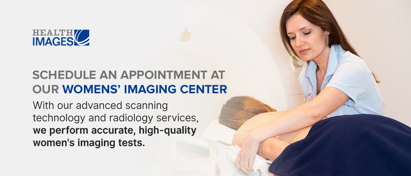 schedule appointment at womens' imaging center