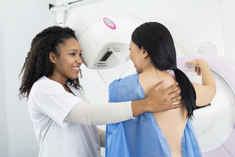 Request a Screening Mammogram