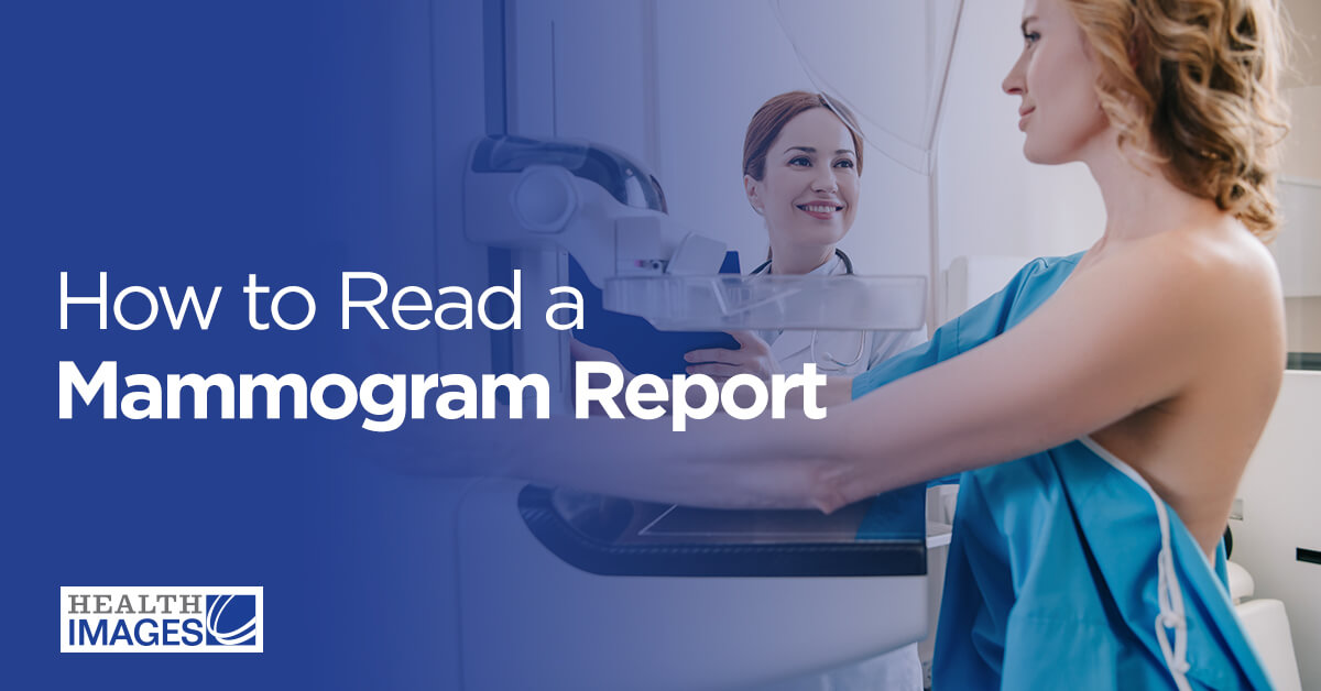 How to Read a Mammogram Report
